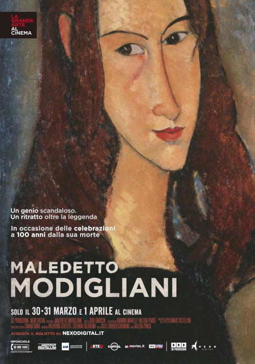 Maledetto Modigliani sito