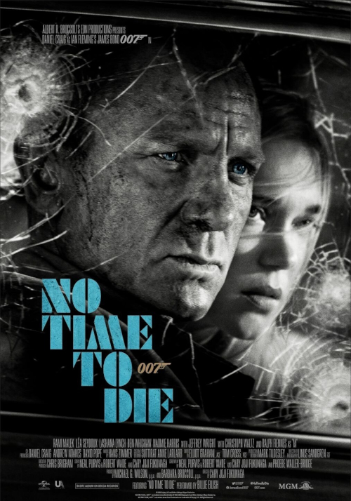 No time to die sito